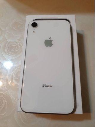🚚 iPhone XR 128G 白
