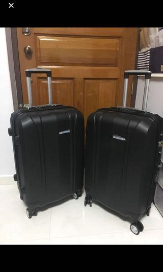 24 Inch Luggage Bag Twin Pack
