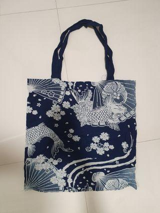 🚚 Japanese printed Tote Bag