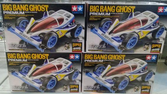 Timiya Big Bang Ghost Premium