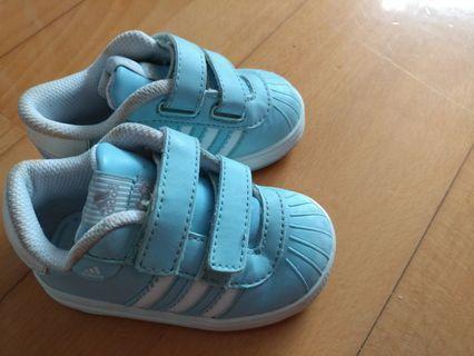 [9成新/90% new] Adidas BB波鞋 baby shoes