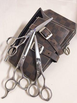 Made in Japan Scissors with Bag-pack