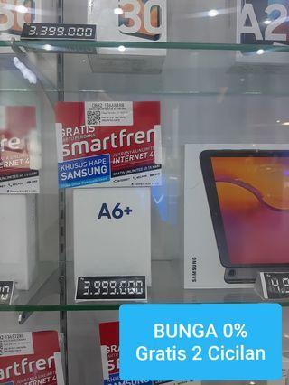 Samsung A6+ Kredit Tanpa CC Bunga 0% Jakarta Barat