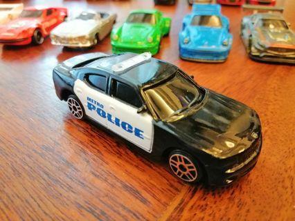 2008 Dodge Charger Metro Police Chrysler Group Maisto #MGAG101