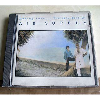 二手 CD - Air Supply 主唱 ‧【 Air Supply Greatest Hits 】專輯