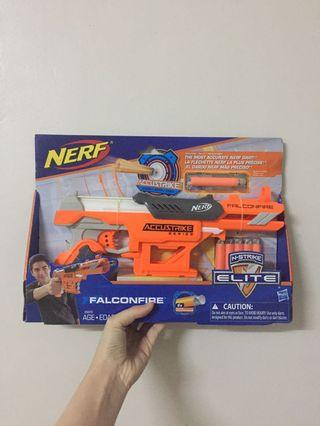 Nerf Falconfire Gun
