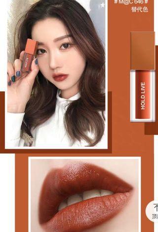 Holdlive 103 lipstick/lip glaze