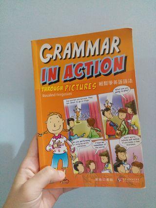 Grammar in Action 輕鬆學英語語法💫
