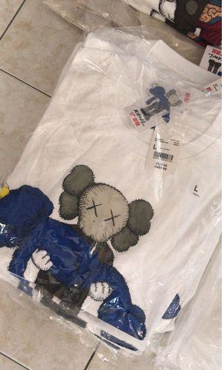 Kaws uniqlo gone dying