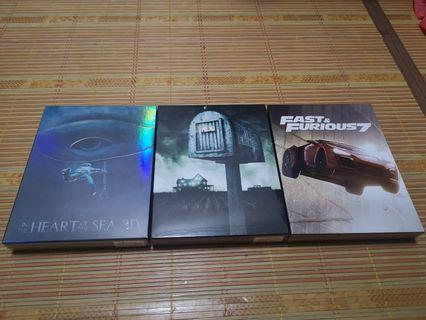 Bluray steelbook FAC