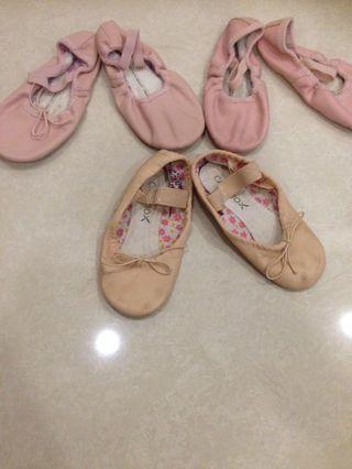Cheng ballet shoes