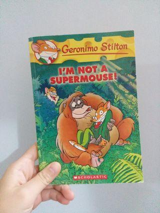 老鼠記者英文版   I'm Not A Supermouse!🐭💪