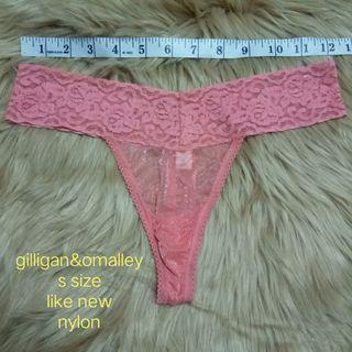Gilligan&omalley thong usa bundle