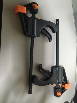 "6"" Adjustable Bar F-Clamp"