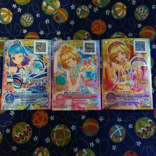 星夢學園Friends Aikatsu Friends 日版 星夢卡 - CP 散賣