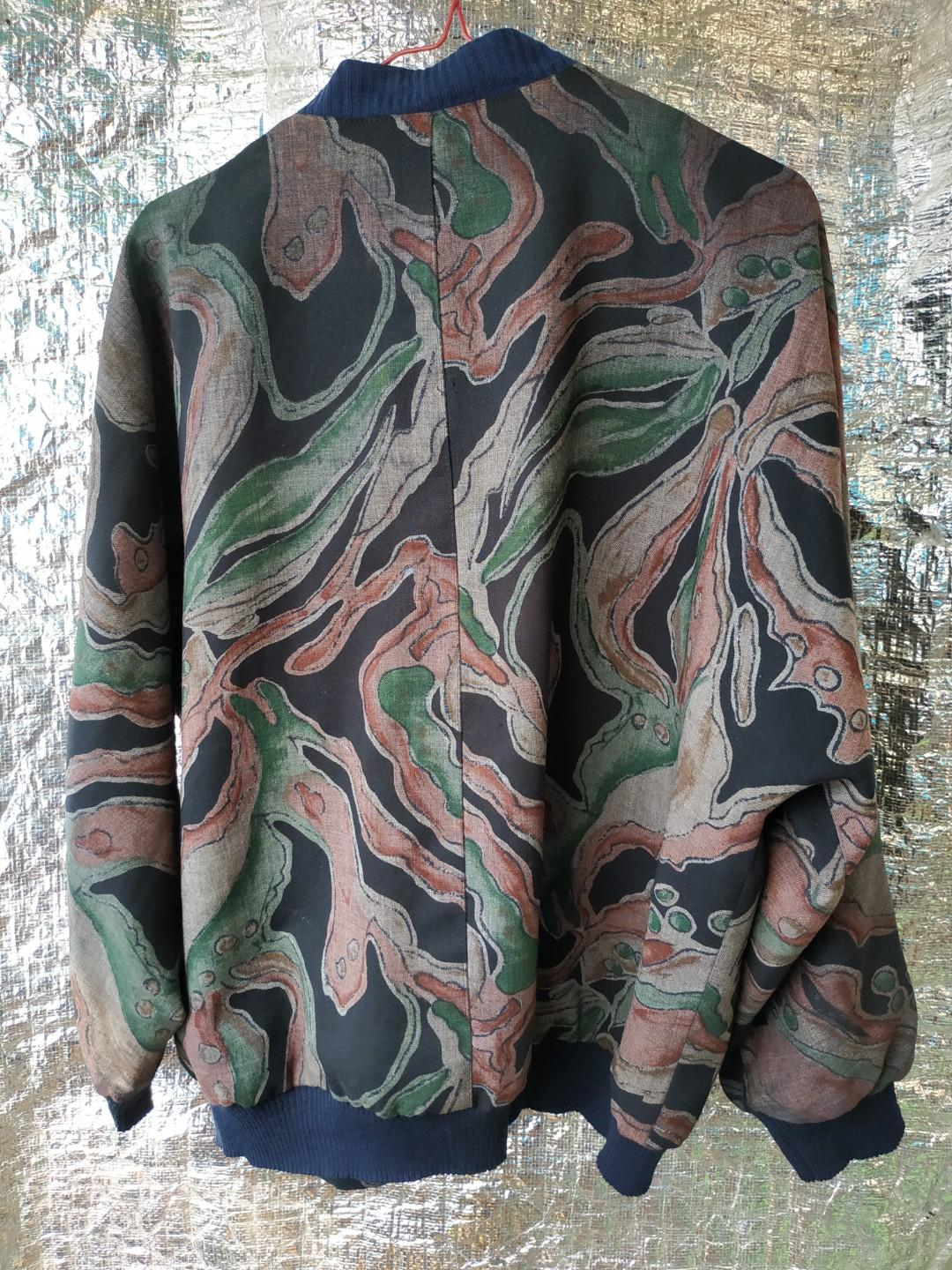 Abstract Cardigan No Brand