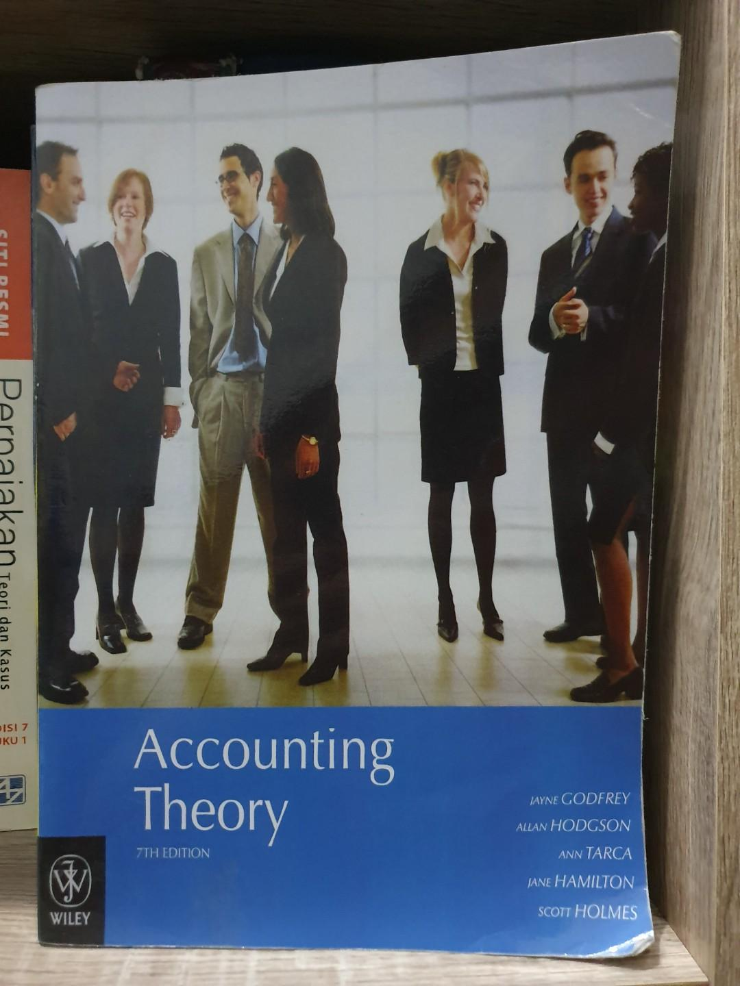 Accounting Theory 7th Edition
