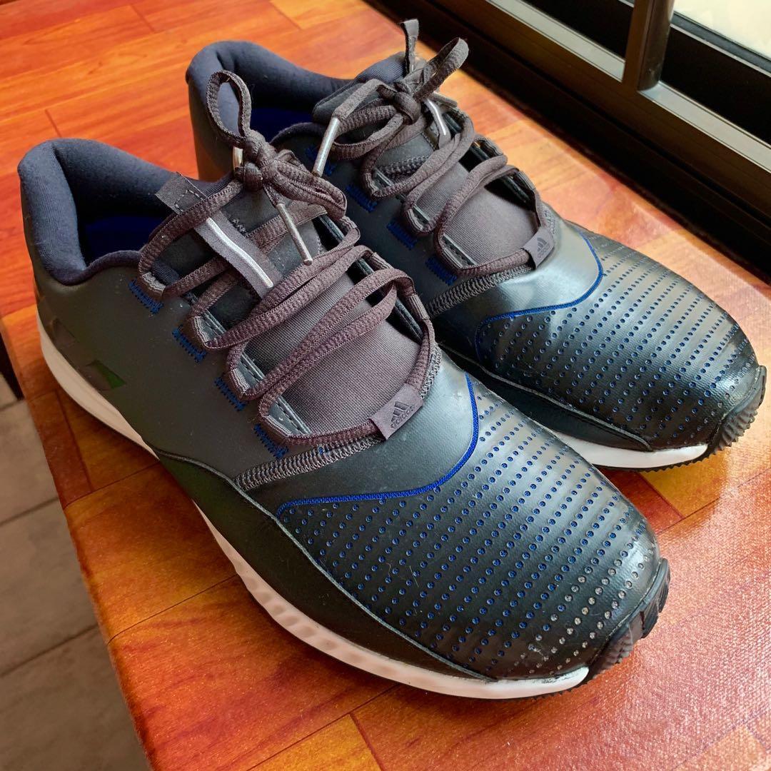 Adidas crazytrain bounce sneakers