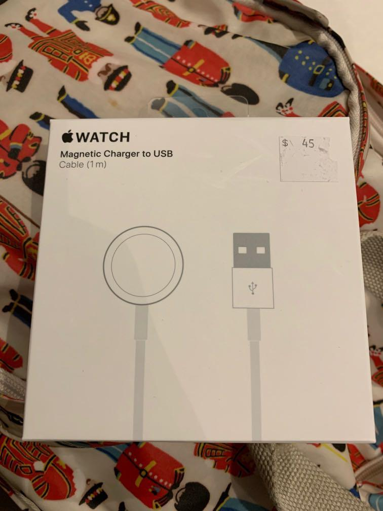 Apple Watch magnetic charger (1m)