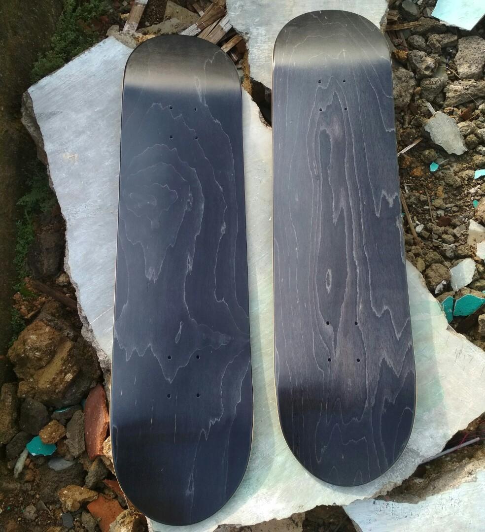 Blank Skateboard 8.0
