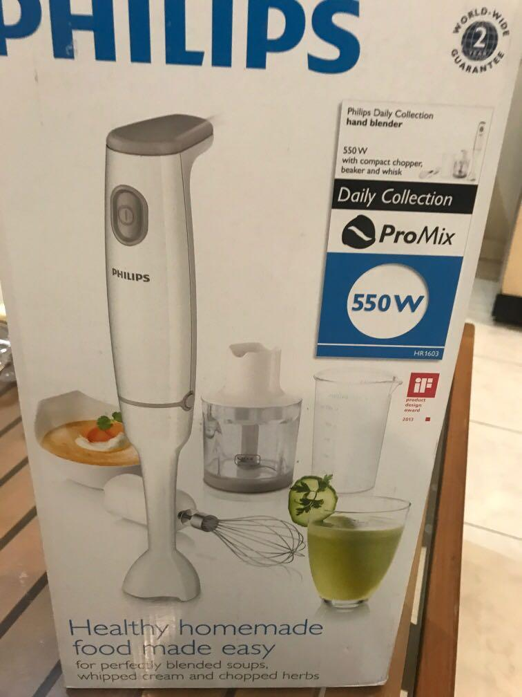 Blender Philips- Hand Blender Murah