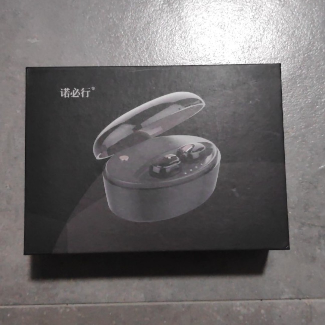 04291fababc BNIB] True Wireless Bluetooth Earbuds with charging case / powerbank ...