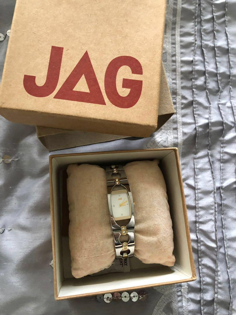 Brand New Jag Watch - unworn but needs new battery 👌🏼