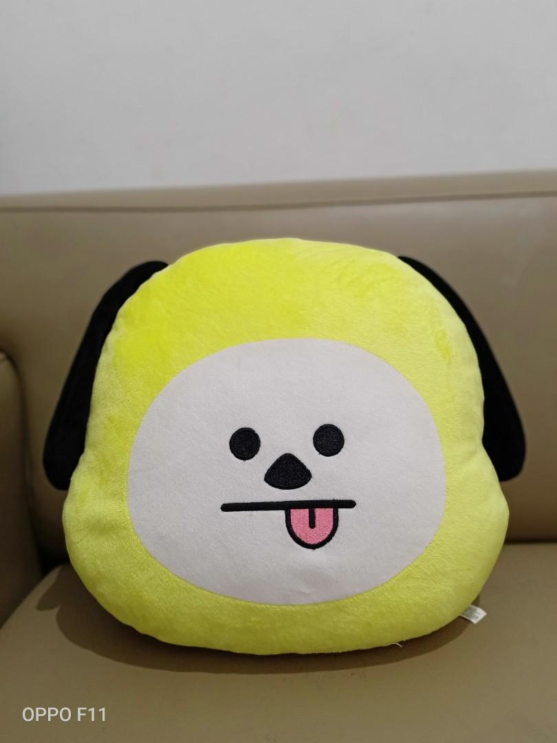 BT21 CHIMMY, UNOFFICIAL BAHAN HALUS