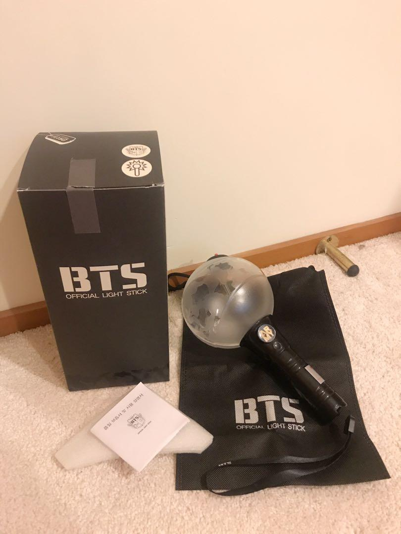 BTS LIGHT STICK VER 1