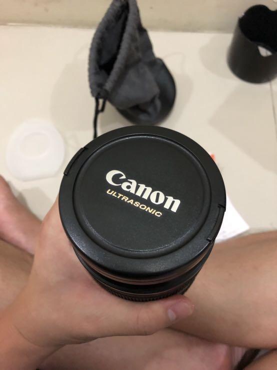 CANON 24-70 f/2.8L i USM BEKASSS