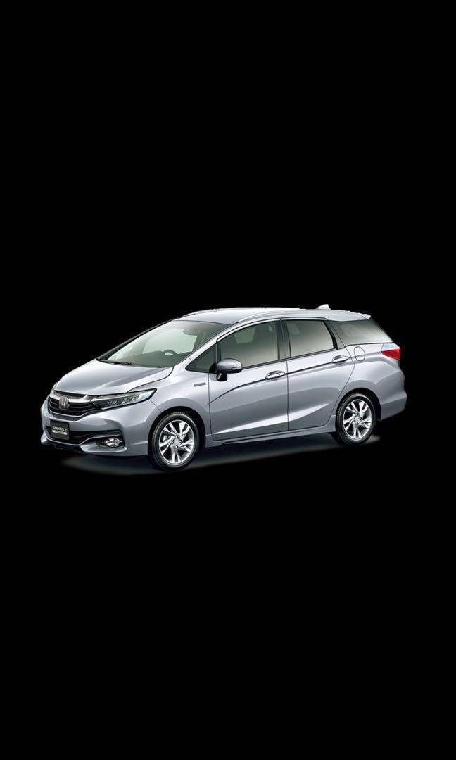 Car Rental Honda