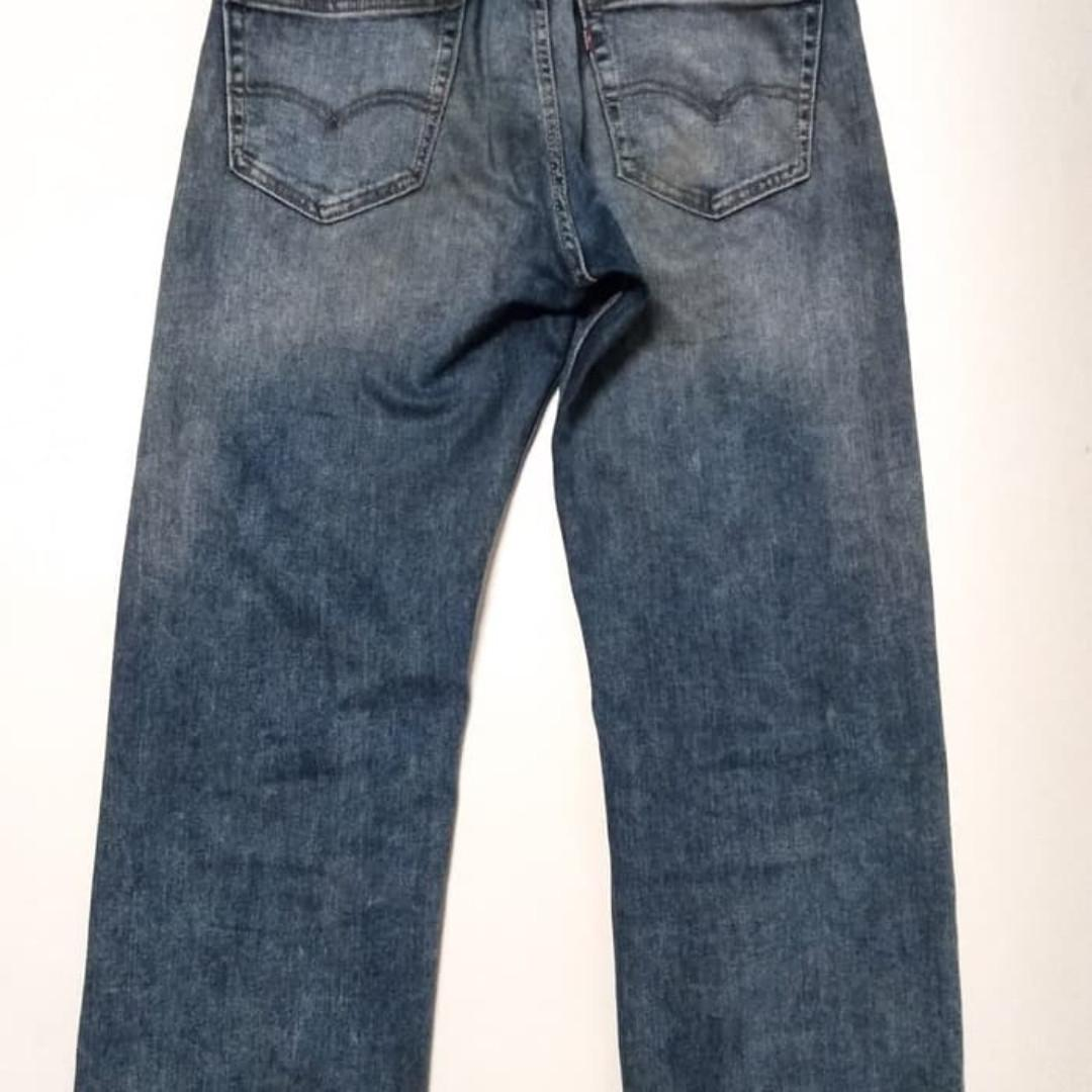 Celana Panjang Denim LEVI'S 505 size 30 2nd Mulus