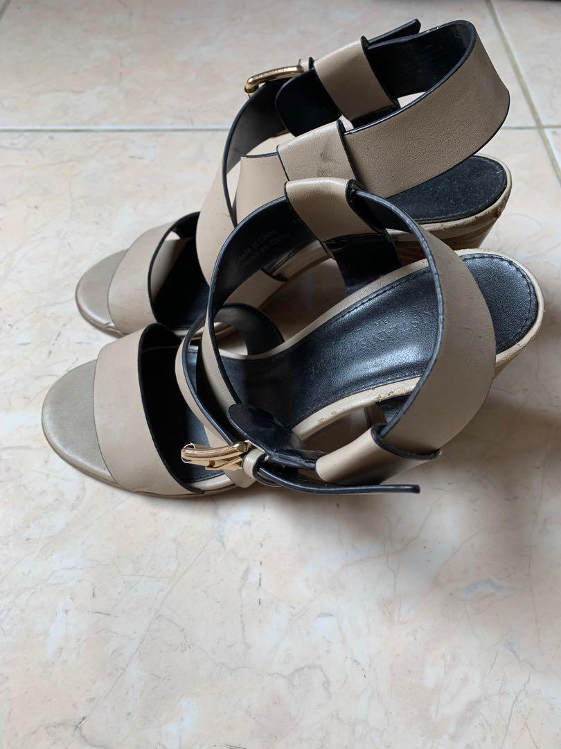 Christian Siriano for Payless Strappy Heels