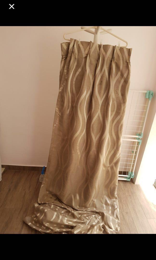 Curtain ,full length