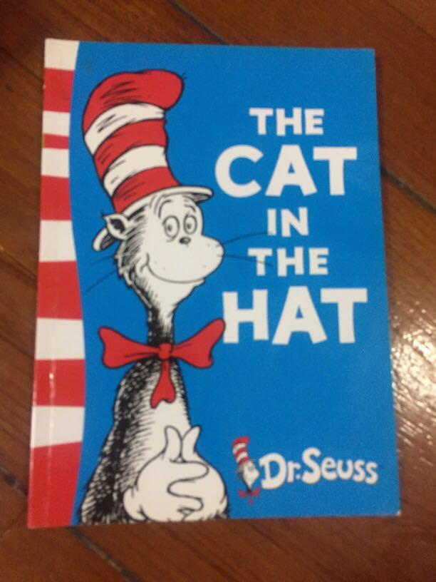 Dr Seuss-the cat in the hat