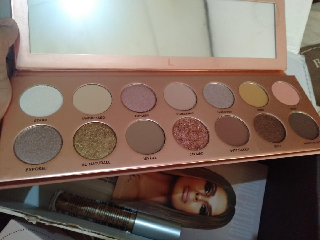 eyeshadow laura lee
