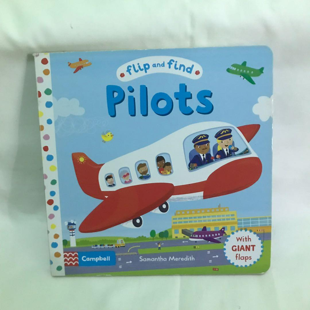 Flip and Find - Pilots