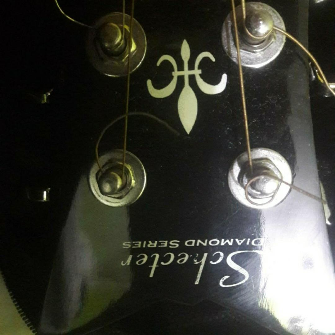 Gitar Akustik Elektrik Custom