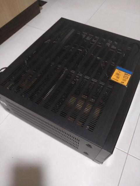 Harman Kardon AVR-5500 High Current AV Amplifier/Receiver