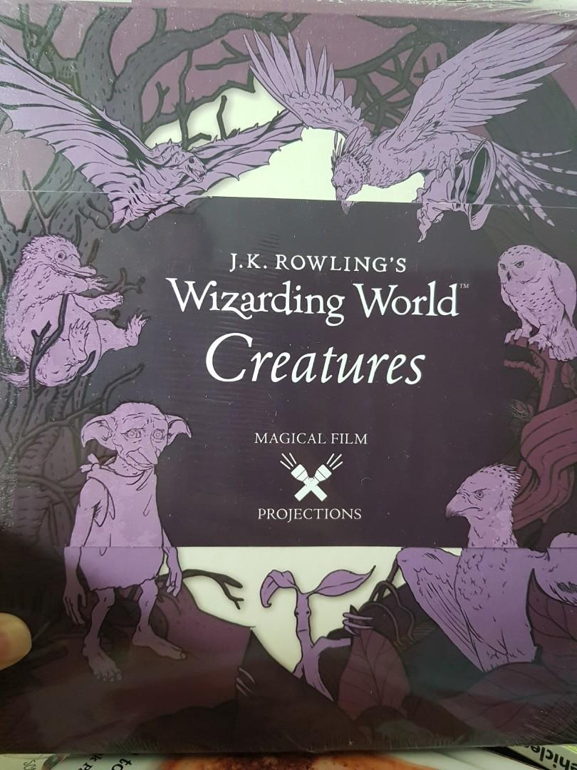 Harry Potter: Wizarding World Creatures (Magical Film Projections)