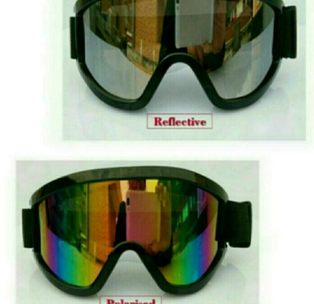 Helmet Goggle