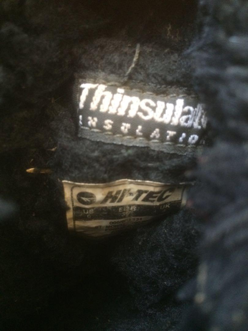 Hitec thinsulate