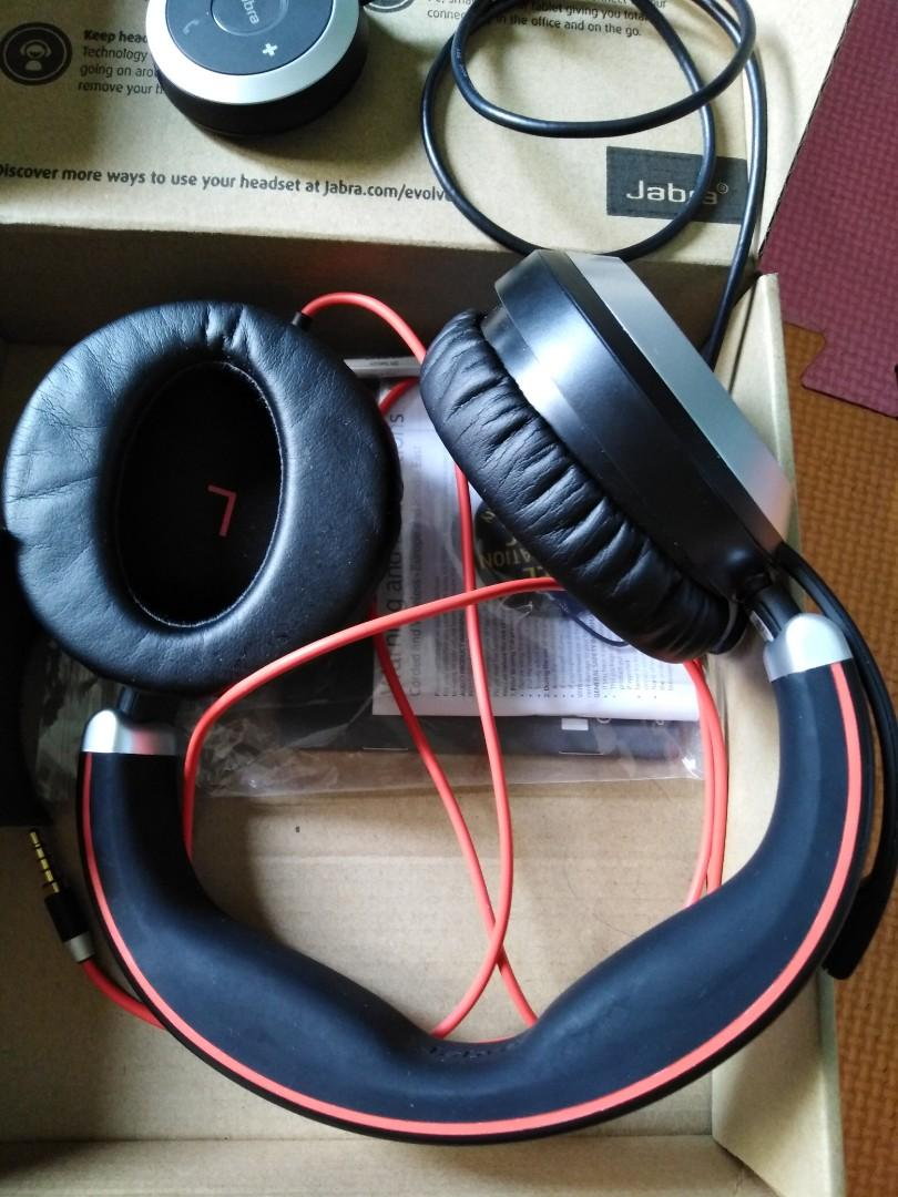 Jabra Evolve 80 Electronics Audio On Carousell