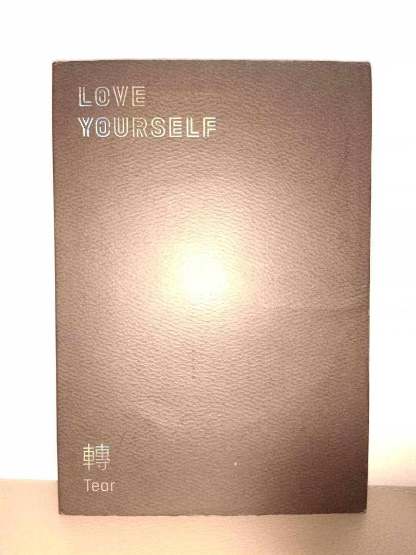 LOVE YOUR SELF ALBUM UNSEALED