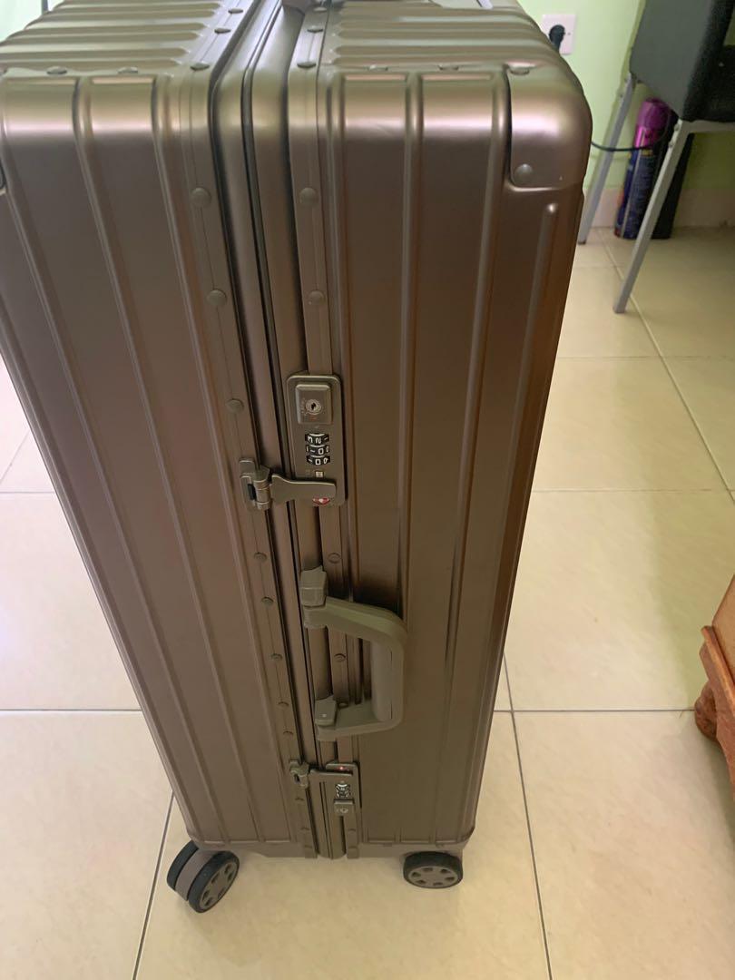 luggage koper like rimowa