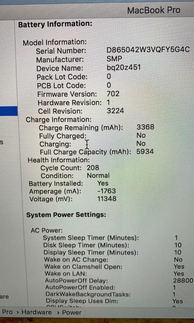 macbook pro 13 inch 2015 retina display 512 gb
