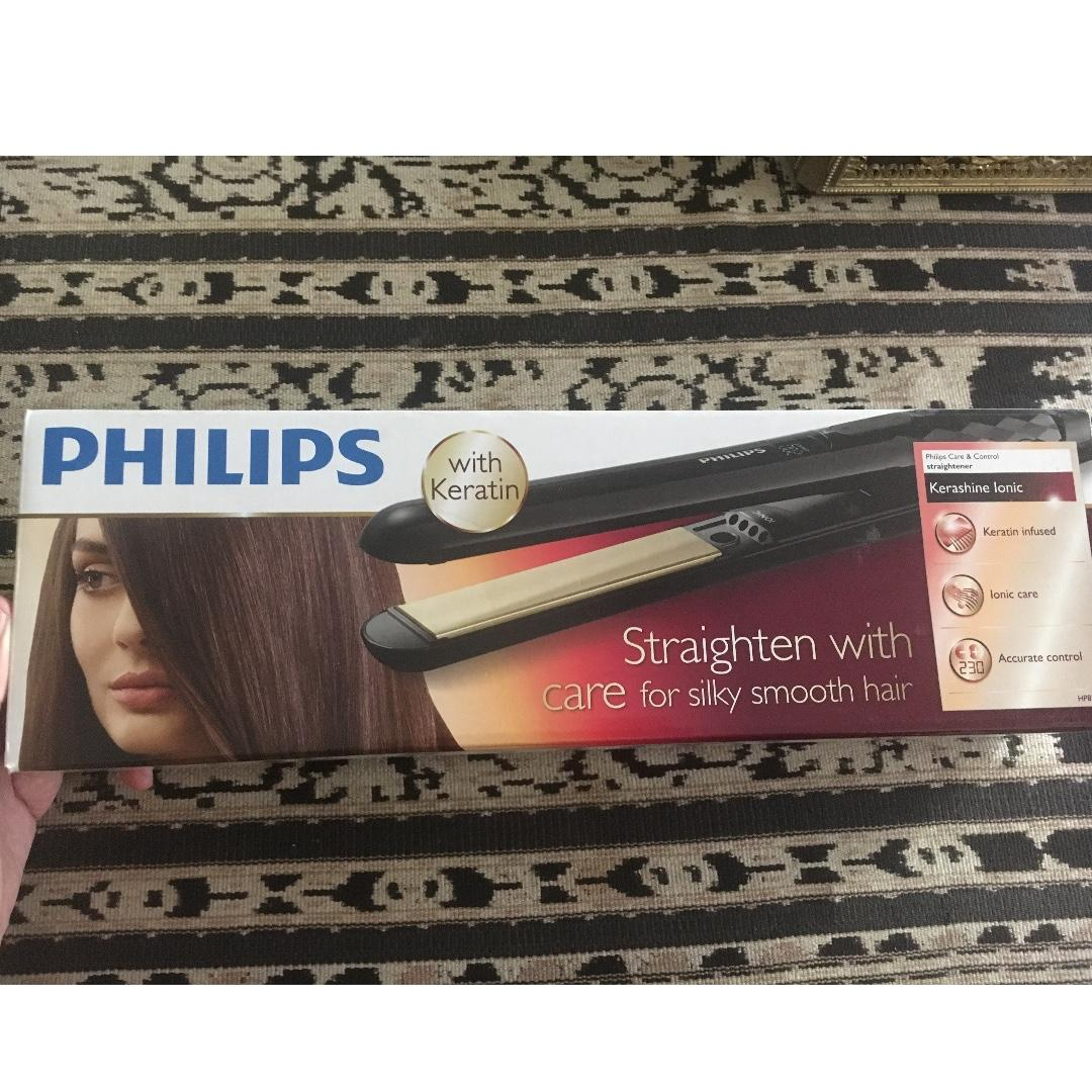 Philips Hair SalonStraight Active Ion HP 8310