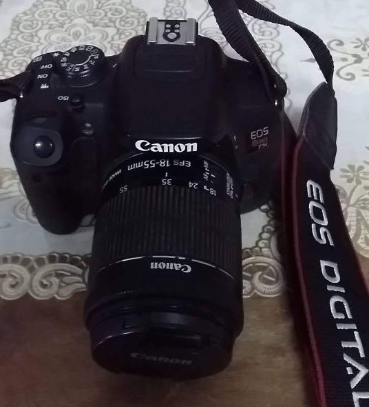 Preloved Canon Rebel T5i EOS 700D