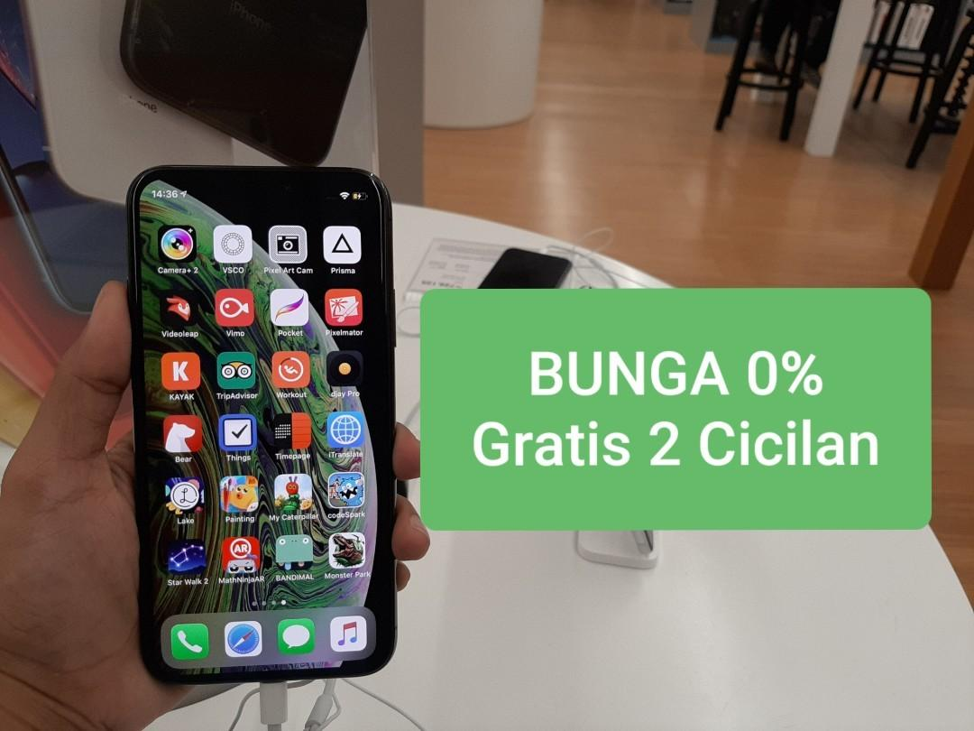 Promo kredit iphone xs 64gb ibox mall central park jakarta