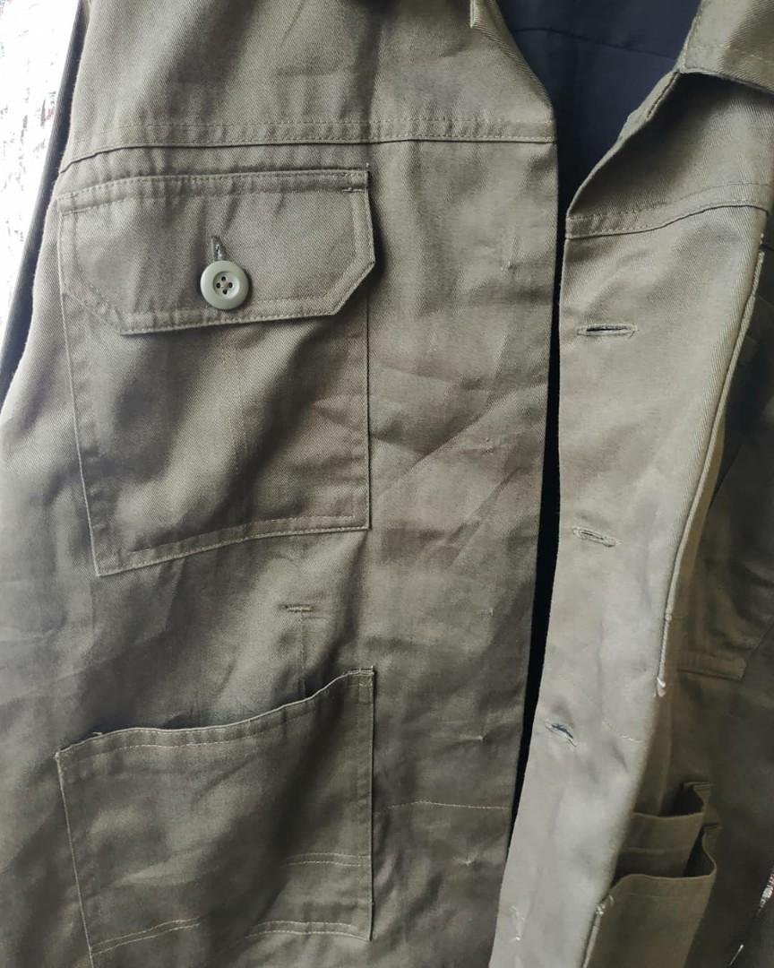 Pursssue green jacket